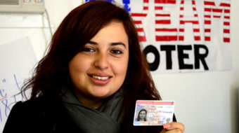 """Latino voters have a check to cash"" for immigration reform"