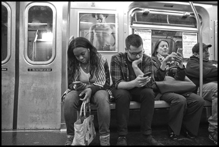 Streets of New York – the subway