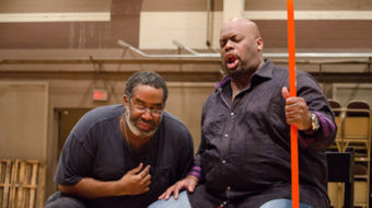"Opera company makes history, casts black singers in ""Don Carlo"""