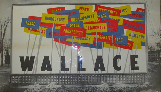 The legacy of Henry Wallace and the 1948 Progressive Party