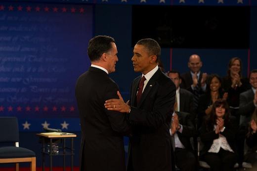 "Debate showed ""powerful contrasts"" between Obama and Romney"