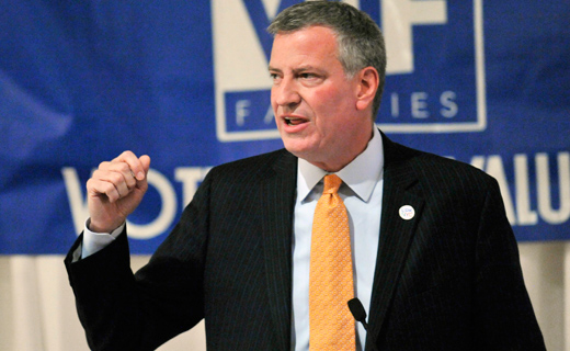 Working Families Party rallies to turnout Row D vote