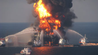 On fourth anniversary of Gulf disaster EPA lets BP off the hook