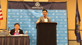 Asian-Americans, Pacific Islanders on the rise at Dem Convention
