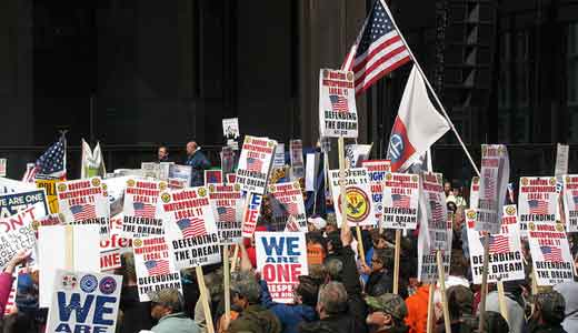 2011: People Said NO to union busting, greed and war