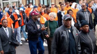Freedom is a constant struggle: Birmingham's MLK march (with video)