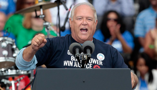 UAW convention elects Williams to succeed King