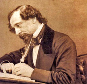 """Dickens """"more relevant than ever"""" in Britain"""