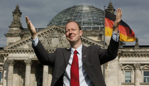 Left, right, and even satirical parties get votes in Germany