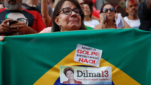 Brazil: President Rousseff ousted by Senate, Temer names right wing Cabinet