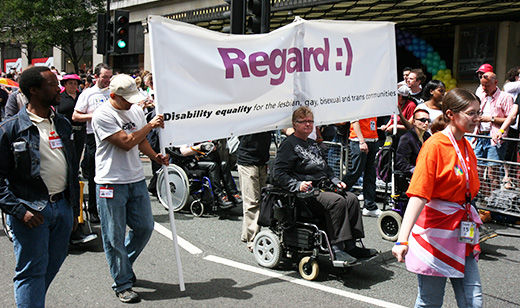 Disabled workers suffer more, Labor Department says