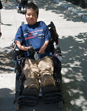 Tap the disability rights movement's untapped power