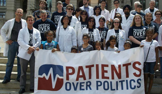 Doctors converge on DNC to defend Obamacare