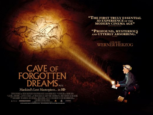 "Trapped in history: ""Cave of Forgotten Dreams"""