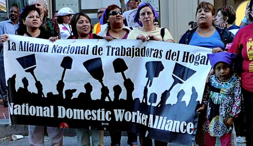 World's domestic workers win historic victory