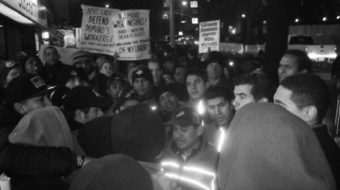 Domino's Pizza locks out workers after wage protest