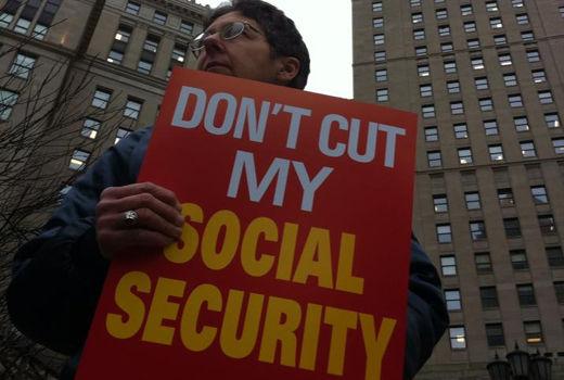 Ohio seniors blast Social Security cuts