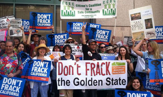 Is Los Angeles poised to ban fracking?