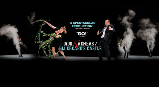 "New directions for LA opera: ""Dido and Aeneas/Bluebeard's Castle"""