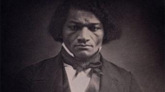 Today in black history: Anti-slavery activist Frederick Douglass born