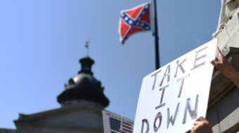 Racist ideology moves more than just people who fly Confederate flags
