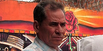 Defending Colombian political prisoner David Ravelo, and others