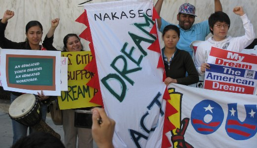 Broad coalition urges passage of DREAM Act