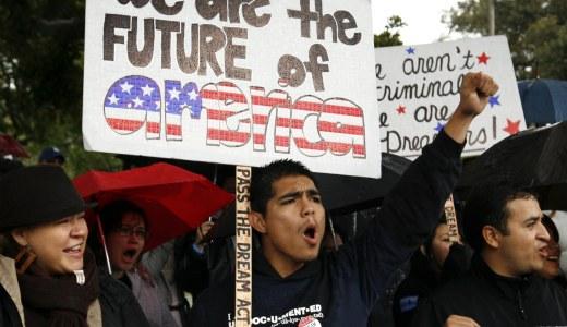 Obama ends threat of deportation for one million