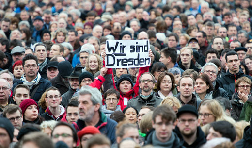 PEGIDA: Horrors and contradictions