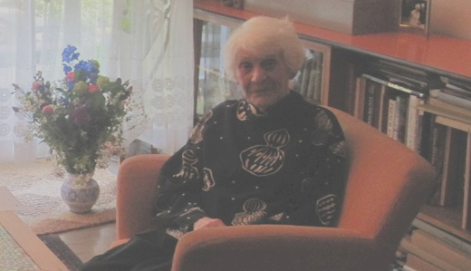 Ingeborg Rapoport: A doctor's degree at 102