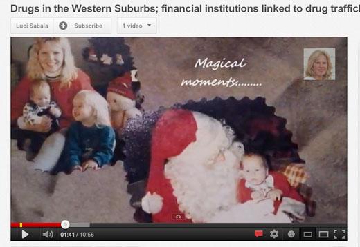 Illinois mom battles banks profiting from drug trade