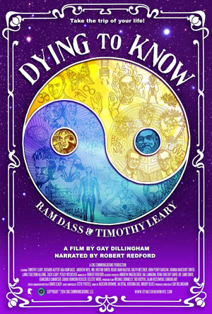 """""""Dying to Know"""" is new doc about a dynamic duo"""