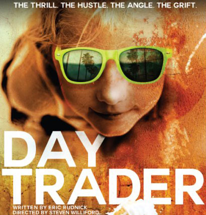 """""""Day Trader"""": wickedly clever play critiques capitalism"""