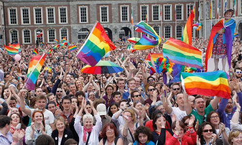 Ireland votes in landslide to approve gay marriage