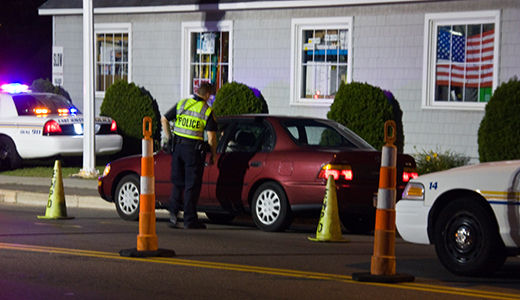 Undocumented drivers' cars seized at 'sobriety' checkpoints