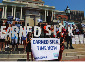Voters speak: A resounding victory for paid sick days nationwide