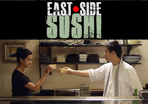 "California rolls in new film ""East Side Sushi"""