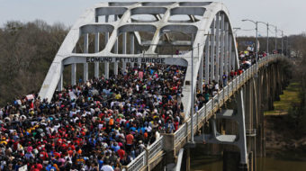 Selma 2015: a massive gathering but a long march ahead