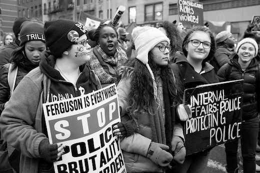 With #ICantBreathe, new movement for justice inspires