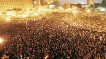 Demonstrations, nationwide strike rock Egypt, world labor voices solidarity