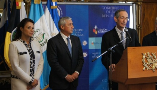 """Guatemala once more under """"hard hand"""" after election runoff?"""