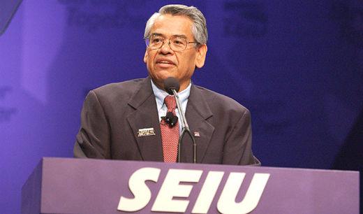 Meet Eliseo Medina, SEIU's first Latino sec.-treas.