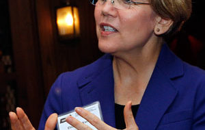 Despite attack ads, Elizabeth Warren gains steam (with video)