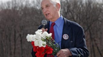"Ellsberg warns of ""surveillance state"""