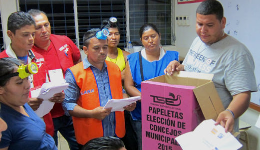 Mixed results in Salvador vote: Big win for FMLN in capital