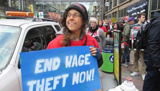 Minnesotans lose millions through rampant wage theft