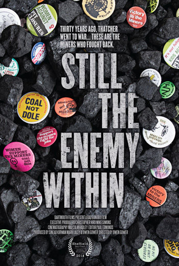 Groundbreaking new documentary about the 1984-85 Miners' Strike