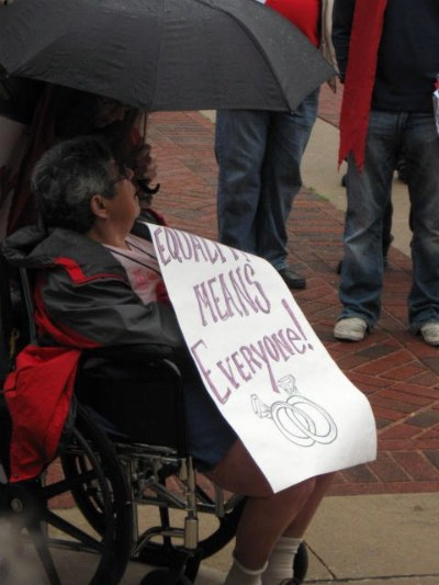 Baltimore May Day: Made in the U.S.A.