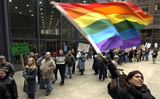 No vote yet on Illinois marriage equality