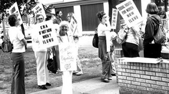 Today in women's history: ERA sent to states for ratification